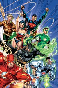 Justice League (2011) #1